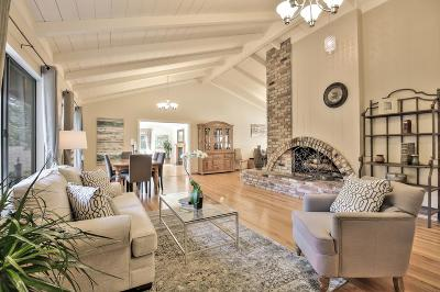 LOS GATOS Single Family Home Contingent: 18425 Daves Ave