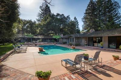 Menlo Park Single Family Home For Sale: 930 Berkeley Ave