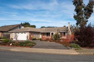 Half Moon Bay Single Family Home For Sale: 1501 Spinnaker Ln