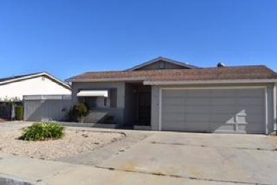 Santa Cruz County Single Family Home Contingent: 636 Peartree Dr