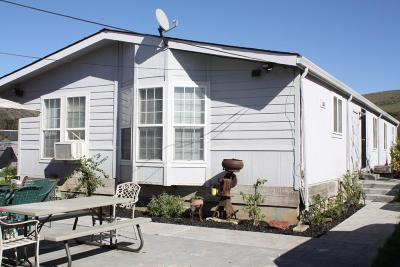 Single Family Home For Sale: 22501 San Vicente Ave