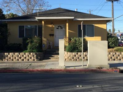SAN JOSE Single Family Home For Sale: 299 N 11th St
