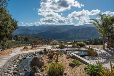 Carmel Valley Single Family Home For Sale: 320 El Caminito Rd