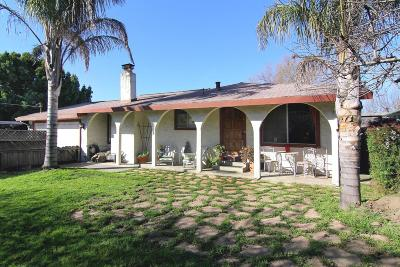 Santa Cruz Single Family Home For Sale: 1543 17th Ave