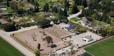 MORGAN HILL Residential Lots & Land For Sale: 0 Lantz Dr