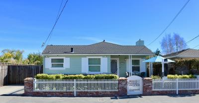 SANTA CRUZ Single Family Home For Sale: 420 14th Ave
