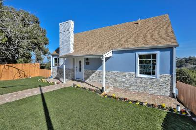 Belmont Single Family Home For Sale: 43 Ralston Ranch Rd