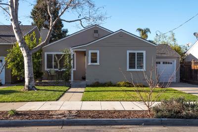 SAN CARLOS Single Family Home For Sale: 918 McCue Ave