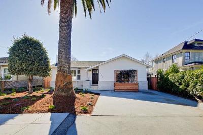 Santa Cruz County Single Family Home For Sale: 225 Plateau Ave