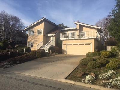 Santa Cruz County Single Family Home Contingent: 697 Saint Andrews Dr