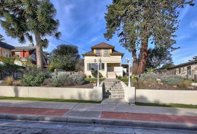 MONTEREY CA Multi Family Home For Sale: $1,195,000