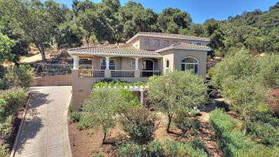 MORGAN HILL Single Family Home For Sale: 1158 Teresa Ln