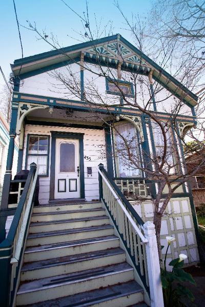 Santa Cruz County Single Family Home For Sale: 435 Locust St