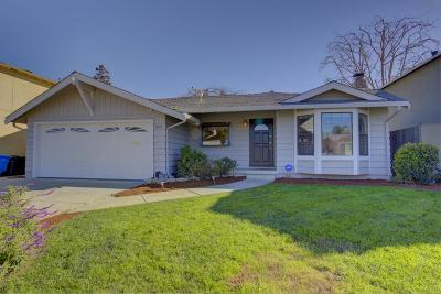 SANTA CLARA Single Family Home For Sale: 2850 Mark Ave