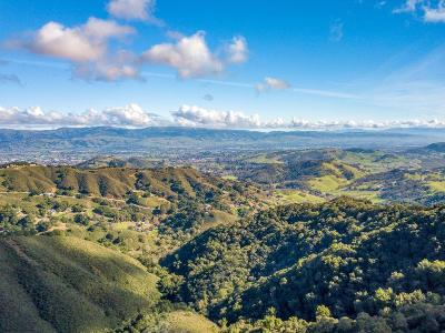 MORGAN HILL Residential Lots & Land For Sale: 0 Sleepy Valley Rd