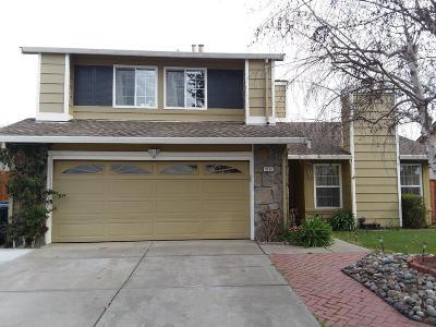 GILROY Single Family Home For Sale: 9230 Jacaranda Way