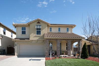 SALINAS Single Family Home For Sale: 1835 Monte Bella Blvd