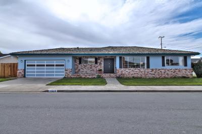 Half Moon Bay Single Family Home For Sale: 700 Arroyo Leon Dr