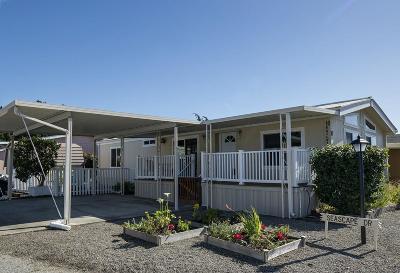 Half Moon Bay Mobile Home For Sale: 10 Sailfish Ct 10