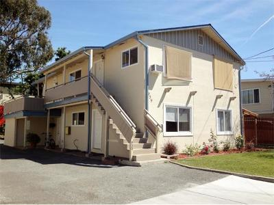 Mountain View Multi Family Home For Sale: 939 Rich Ave