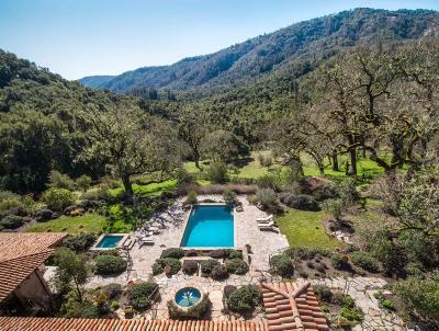 Monterey County, San Benito County, Santa Clara County, Santa Cruz County Single Family Home Contingent: 2 Long Ridge Trl
