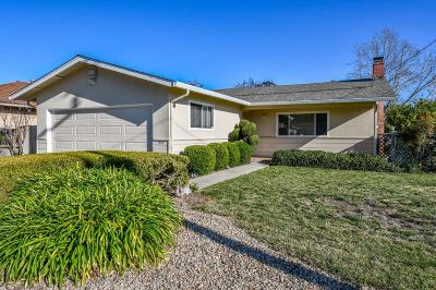 Santa Cruz Single Family Home For Sale: 1378 Lido Way