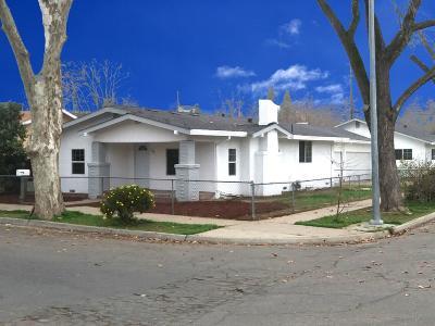 Modesto Multi Family Home For Sale: 302 Ruberto St