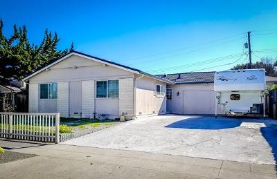 SAN JOSE Single Family Home For Sale: 2616 Lucena Dr