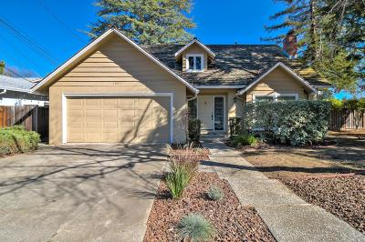 Mountain View Single Family Home For Sale: 1221 Springer Rd