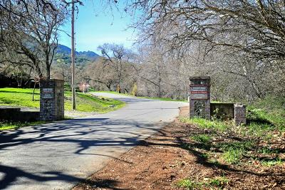 MORGAN HILL Residential Lots & Land For Sale: 17440 Chesbro Lake Dr