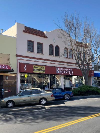 SOUTH SAN FRANCISCO Multi Family Home For Sale: 363 Grand Ave