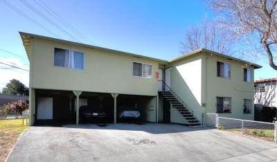MENLO PARK Multi Family Home For Sale: 550 Market Pl