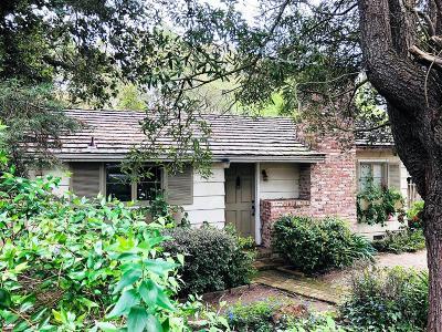 Carmel Single Family Home For Sale: 3 NE Carpenter Of 6th St