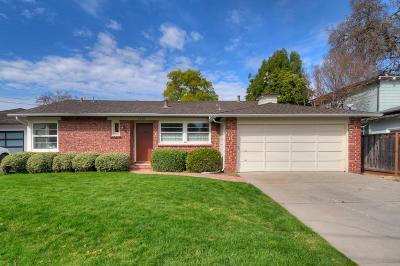 SAN CARLOS Single Family Home For Sale: 2320 Eaton Ave