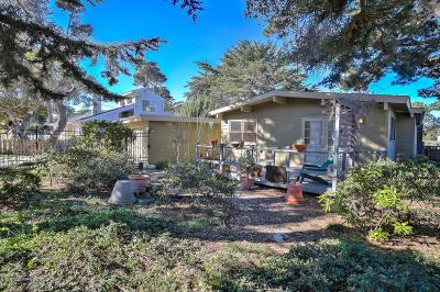 Pacific Grove Single Family Home Contingent: 306 Crocker Ave