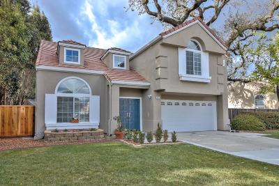 San Jose Single Family Home For Sale: 7307 Urshan Way