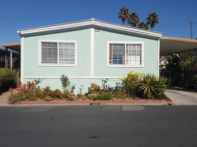 SAN JOSE Mobile Home For Sale: 433 Merriweather Ln 433