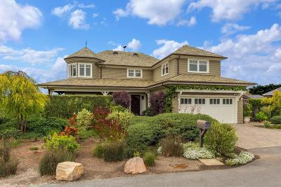 Half Moon Bay Single Family Home For Sale: 930 Railroad Ave