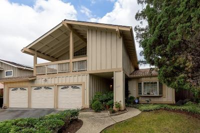 Single Family Home For Sale: 1606 Dorcey Ln