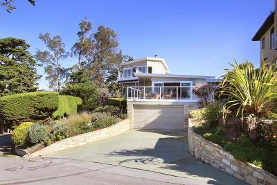 Santa Cruz County Single Family Home For Sale: 307 Kingsbury Dr
