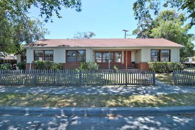 Menlo Park Single Family Home Contingent: 1263 Madera Ave