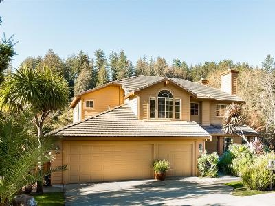 SCOTTS VALLEY CA Single Family Home For Sale: $1,438,000