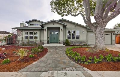 SANTA CLARA Single Family Home For Sale: 148 Cypress Ave