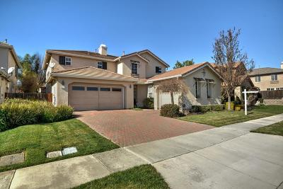 GILROY Single Family Home Contingent: 9771 Zuni Ln