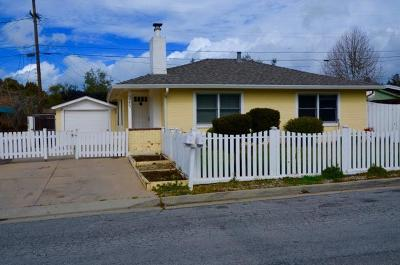 Santa Cruz County Single Family Home For Sale: 524 Gertrude Ave