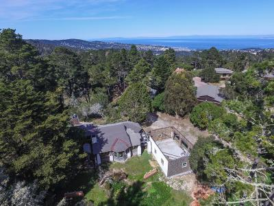 Carmel Single Family Home For Sale: 521 Loma Alta Rd