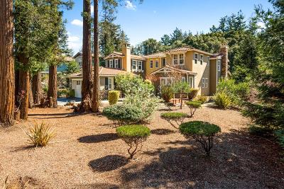 Santa Cruz Single Family Home For Sale: 530 Henry Cowell Dr