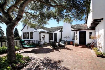 Corralitos Single Family Home For Sale: 401 Eagle Rdg