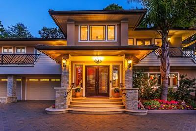 Los Altos Single Family Home For Sale: 780 S El Monte Ave