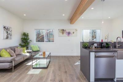 SAN FRANCISCO Single Family Home For Sale: 151 Bernard St